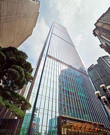雷格斯Regus环球金融中心