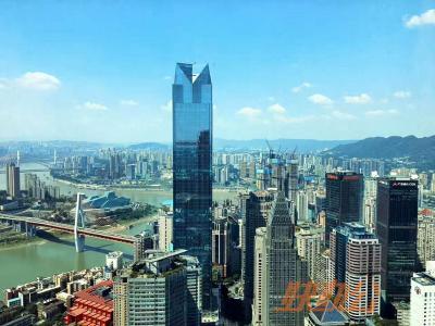 建程信·环球金融中心WFC