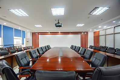 地理文化众创空间会议室