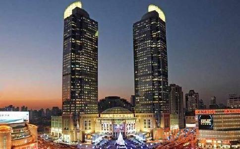 上海Regus雷格斯港汇恒隆广场
