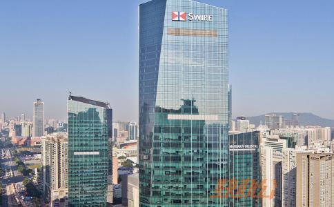 上海TEC德事兴业太古汇二座中心