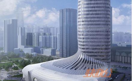 上海WeWork尚嘉中心