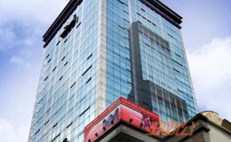 上海WeWork中创大厦