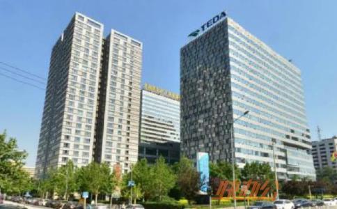 北京世鳌国际亿利生态广场