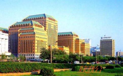 北京世鳌国际天银大厦