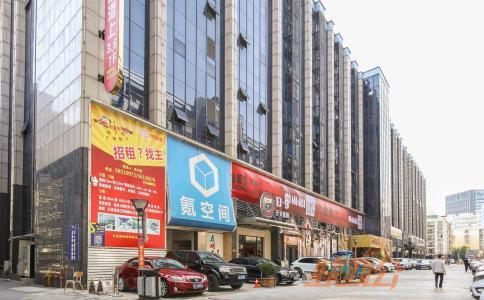 杭州氪空间万塘汇大厦