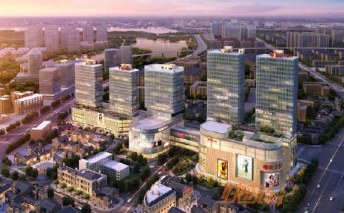 宁波创富港新天地商务中心