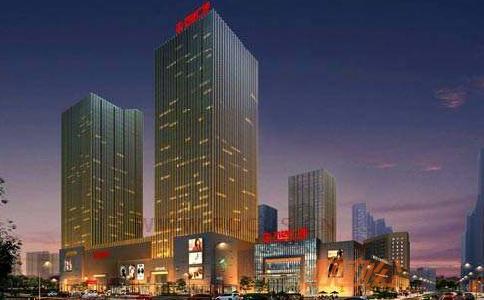 上海创富港万达广场