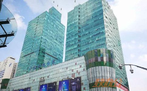 上海创富港中融恒瑞国际大厦