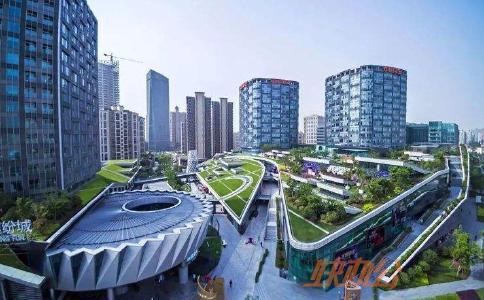 上海创富港绿地中心
