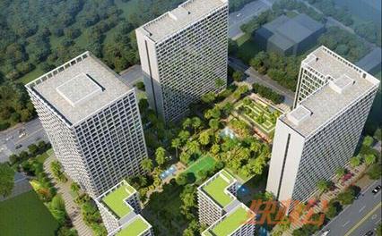 上海创富港绿地汇创国际大厦