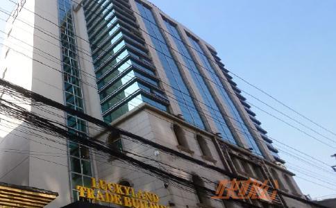 上海创富港大吉地世贸大厦