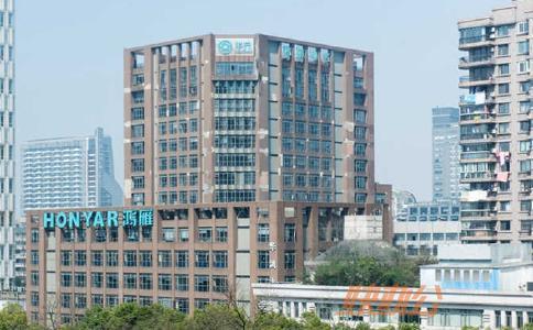 杭州创富港华鸿大厦