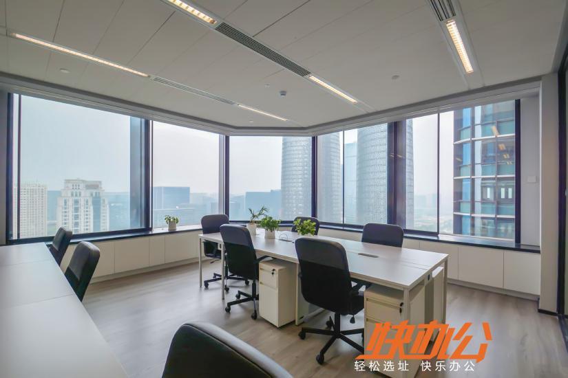 梦想加·华商金融中心空间